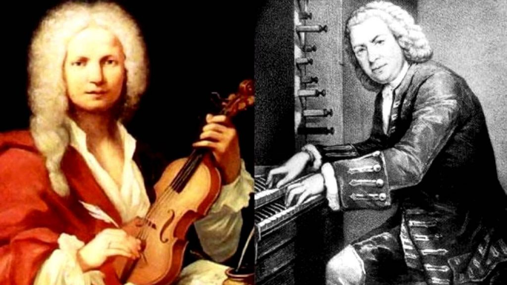 antonio vivaldi playing violin and piano
