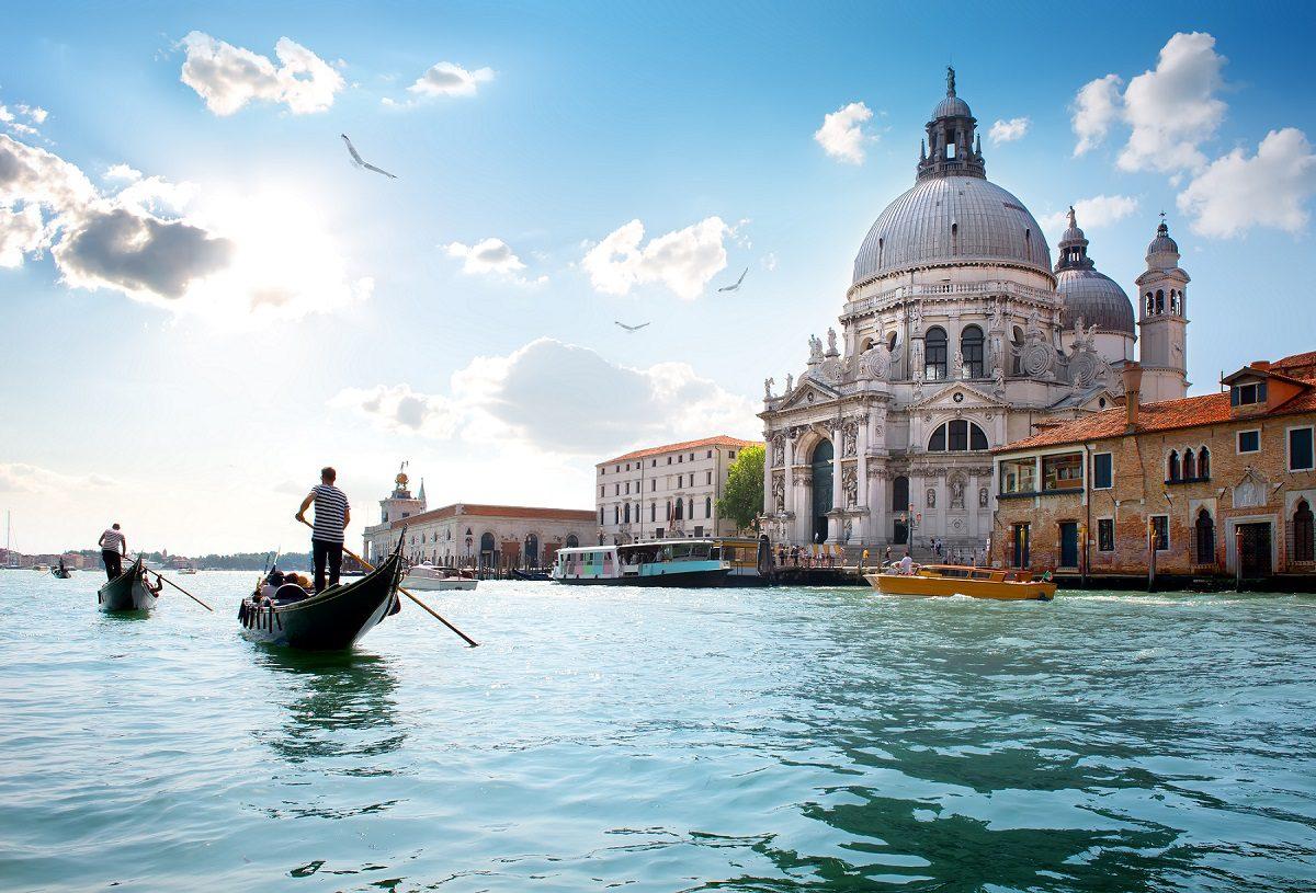 edificios famosos de venecia